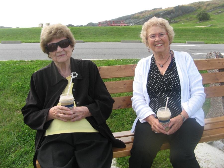 Mom & Joan