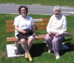 Pam Reardon & Gwen Trask