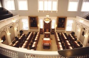Nova Scotia Legislature Chamber